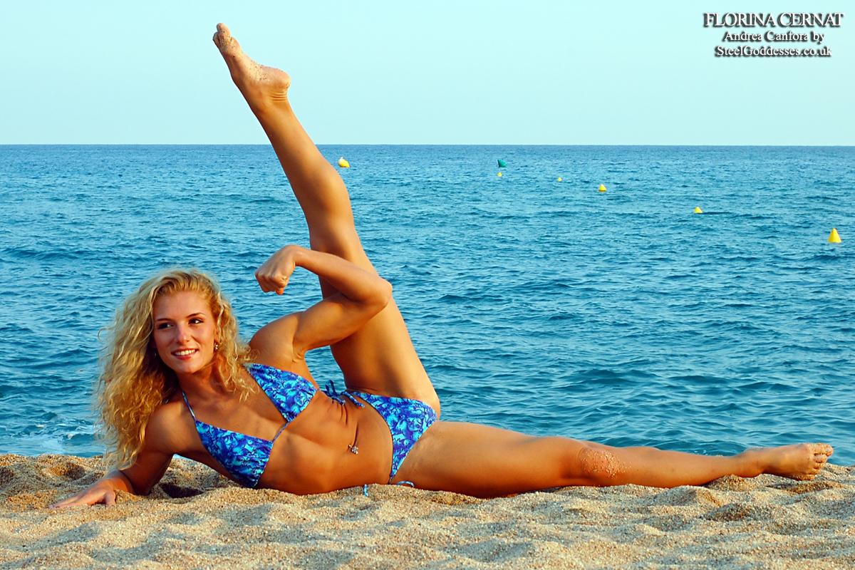 Florina Fitness Nude Photos 69