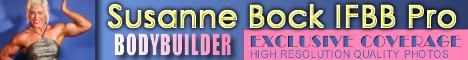 Susanne Bock - IFBB Pro Bodybuilder