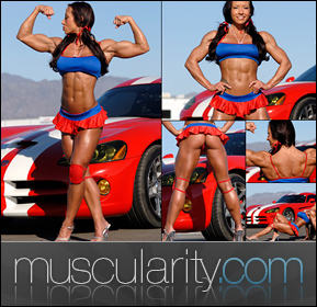 Muscularity